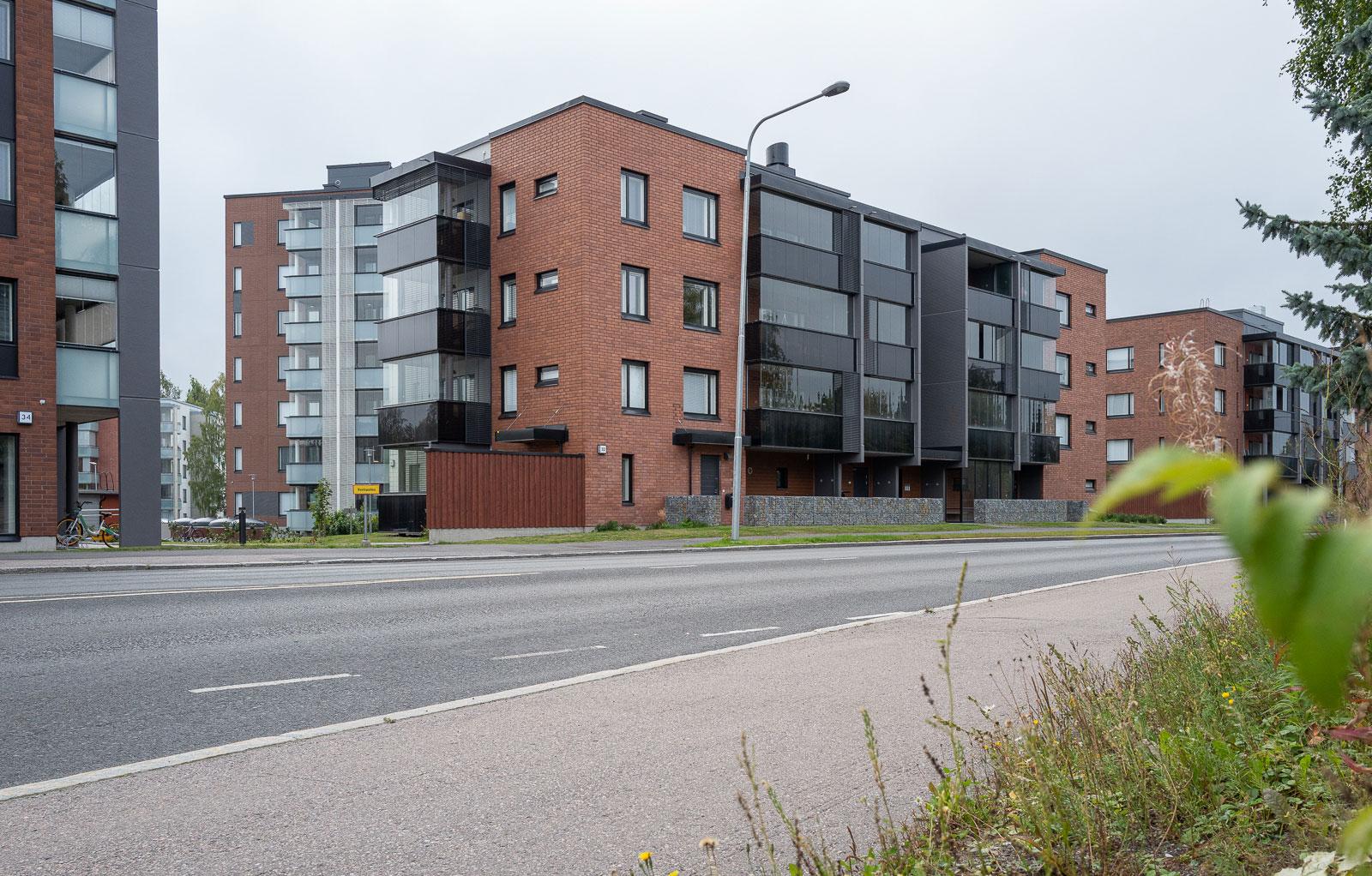 Linnainmaa on yksi Tampereen kiinnostavimmista alueista
